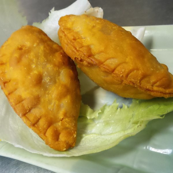 Curry Puffs (2)