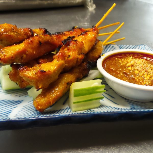 Satay Chicken (6)
